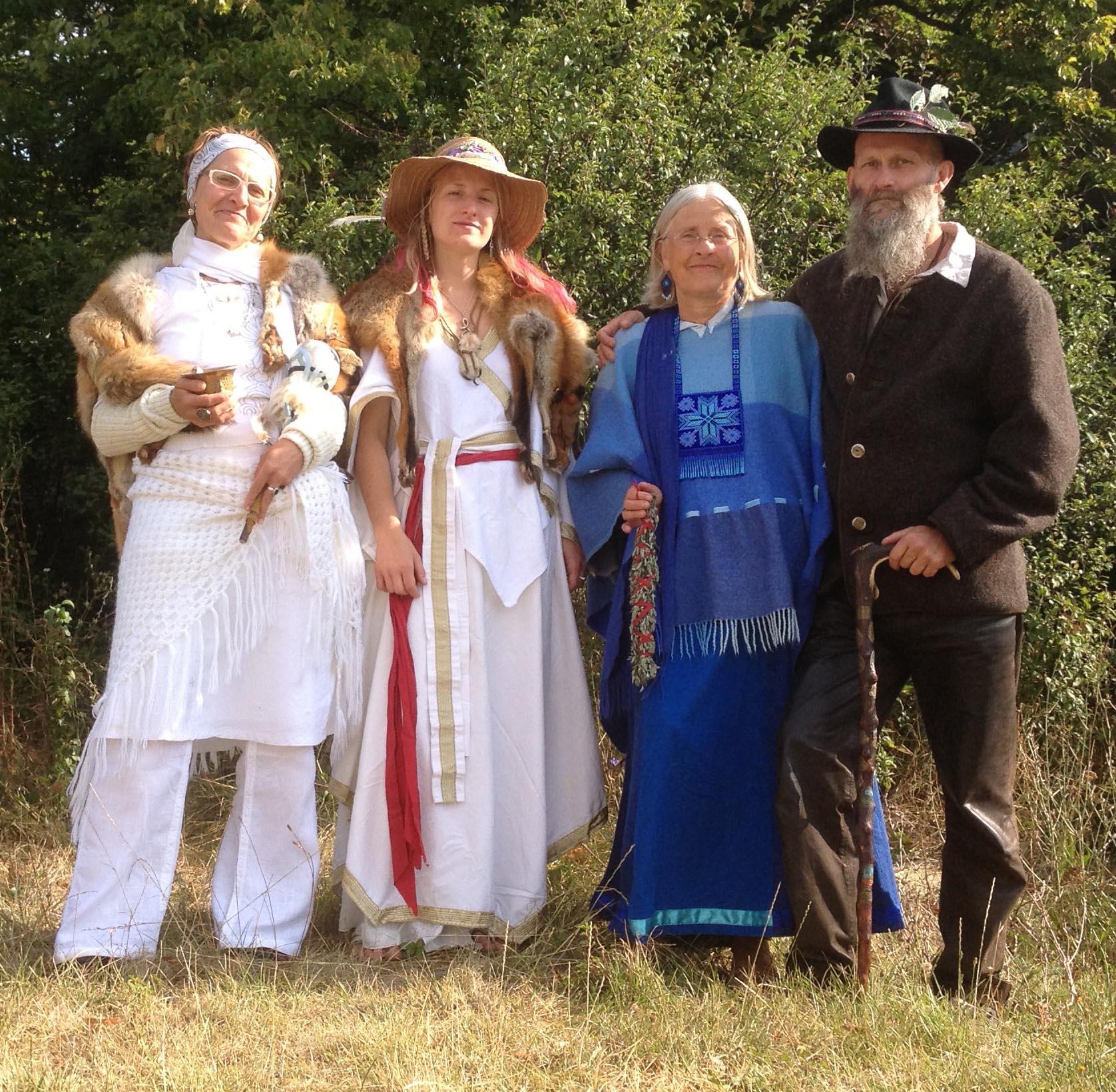 Fuchsfamilie 2014